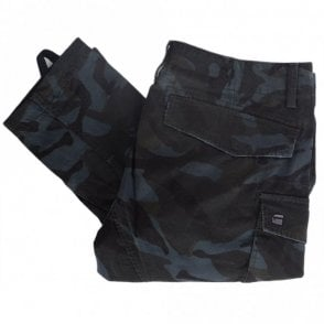 Rovic 3D Tapered Multi Pocket Combat Camo Trouser