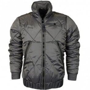 G-Star Strett Bomber Green Jacket