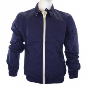 Juntax Zipped Jacket in Navy