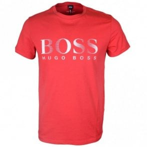 50332287 RN Basic Regular Fit Red T-Shirt