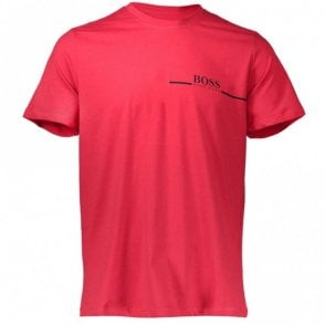50381167 RN 24 Basic Regular Fit Red T-Shirt