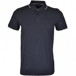 Parlay Regular Fit Pima Cotton Navy Polo