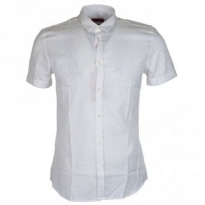 Empson Extra Slim Fit White Shirt