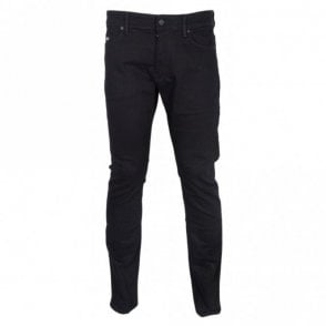 Delaware BA Slim Fit Black Jeans