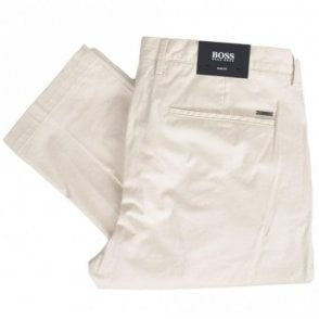 Rice3-W Slim Fit Stretch Beige Chino