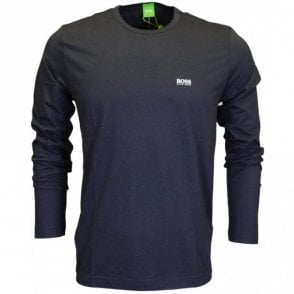 Togn Cotton Navy Full Sleeve T-Shirt
