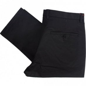 Helgo 1 Slim Fit Black Trouser