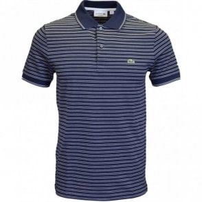 PH9099 Regular Fit Navy Stripe Polo