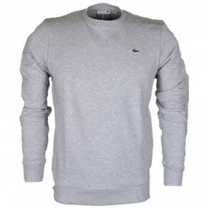 SH1924 Regular Fit Cotton Grey Sweatshirt