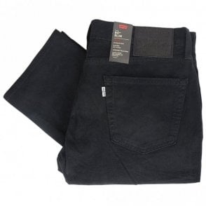 511 Original Mineral Black Slim Fit Jeans