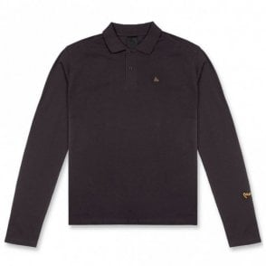 PS28002 Zamac LS Black Polo