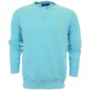Atlantic Terry Vacation Blue Sweatshirt