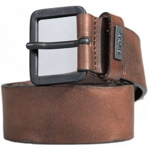 AM2425 Brown Leather Belt