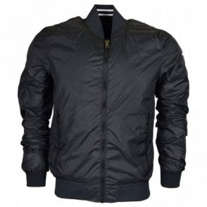 M8901 Bomber Reversible Black Jacket