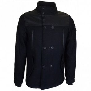Peacoat Black Jacket