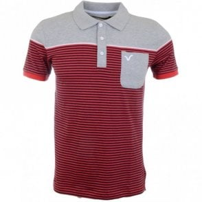 Stiller Cotton True Red Polo