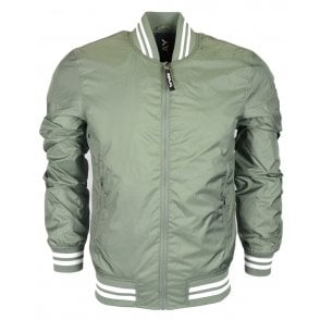 8c4299d33 Replay M8901 Bomber Reversible Black Jacket - Clothing from N22 ...