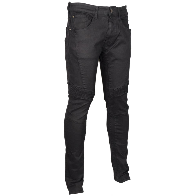 Replay Zaldok Stretch Jet Black Slim Jeans