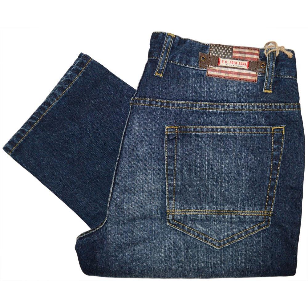 bfa214a98184c U.S. Polo Assn. Eliot Slim Fit Denim Jeans - Clothing from N22 ...